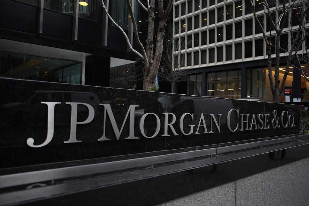 Применение блокчейн в JPMorgan Chase