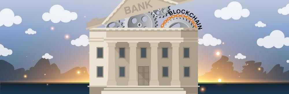 Использование блокчейна в банковской сфере
