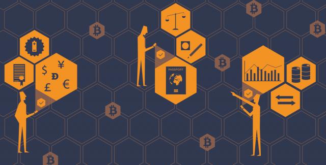 Бизнес на блокчейн технологии