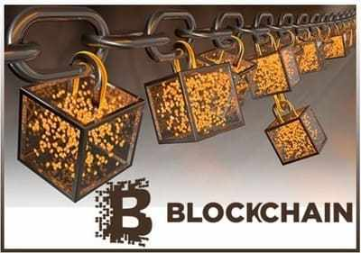 Блоки в цепи блокчейна