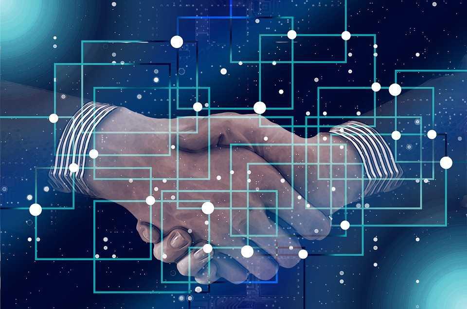 Технология блокчейн в бизнесе