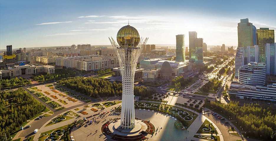 Памятник в Казахстане