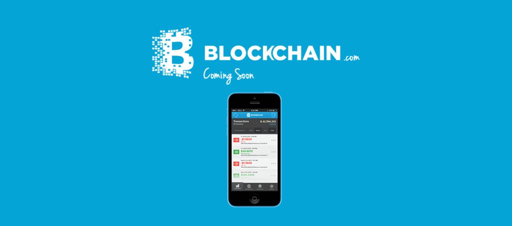 Сервис blockchain