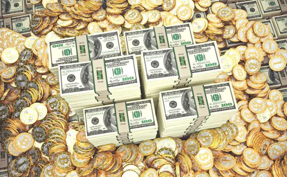 Блокчейн в финансах