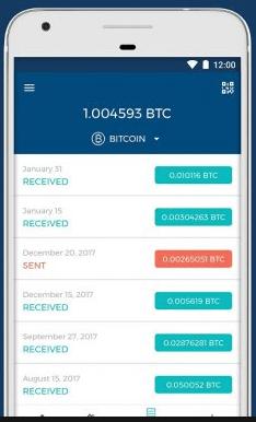 Перевод денег в мобильном приложении