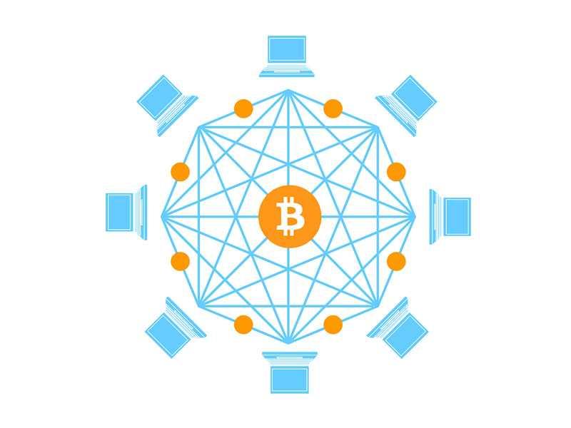 Компоненты создания системы блокчейна