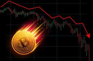 Почему биткоин теряет ценность
