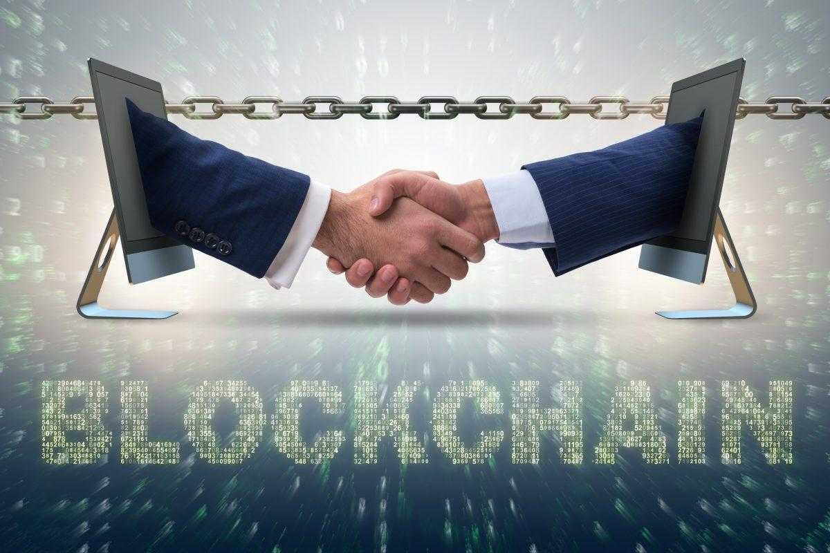 Схема работы блокчейна и её применение в новой экономике
