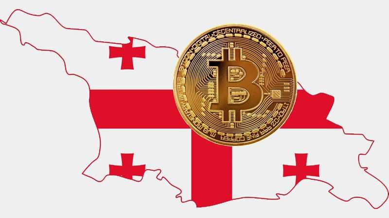 Внедрение технологии блокчейна в Грузию