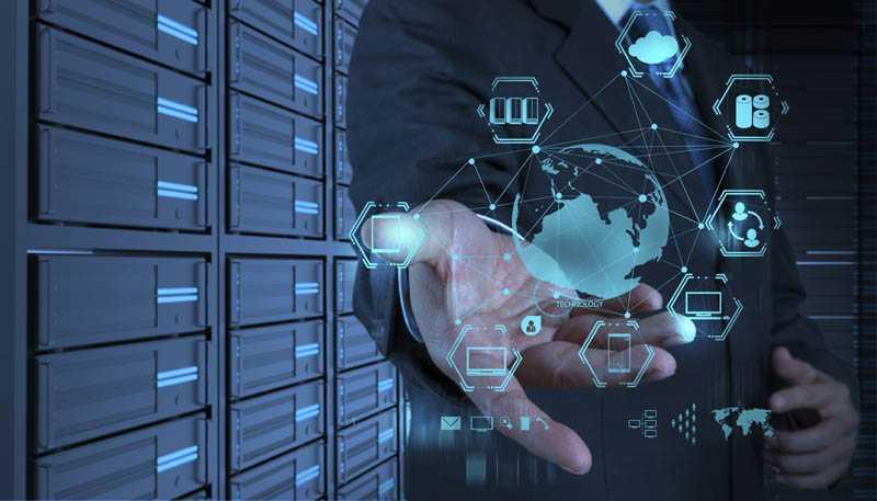 Использование технологии блокчейна