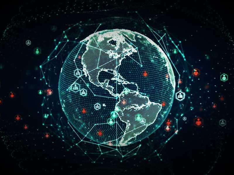 Повсеместное использование технологии блокчейна