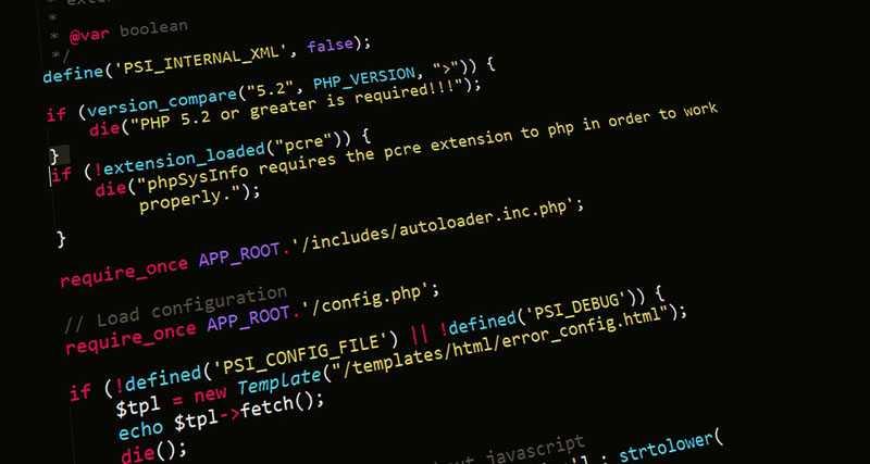 Пример кода на блокчейне