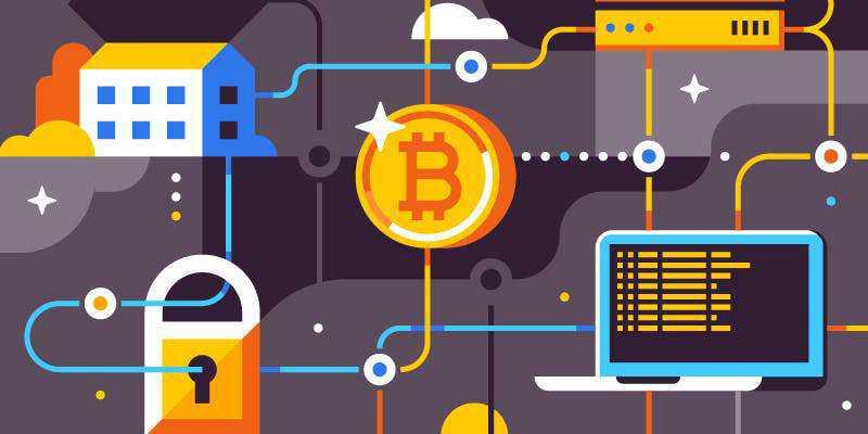 Создание блокчейна