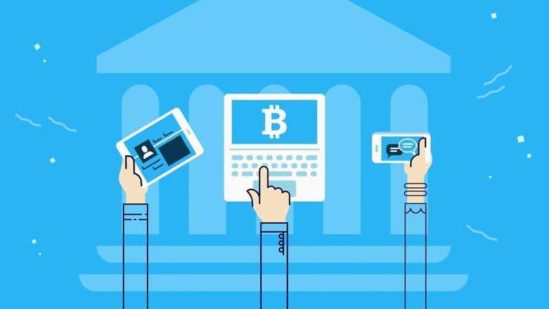 Прямой обмен криптовалюты