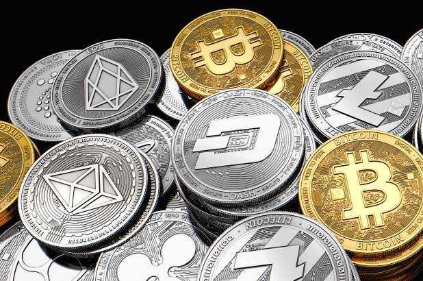 Криптовалюты в блокчейне
