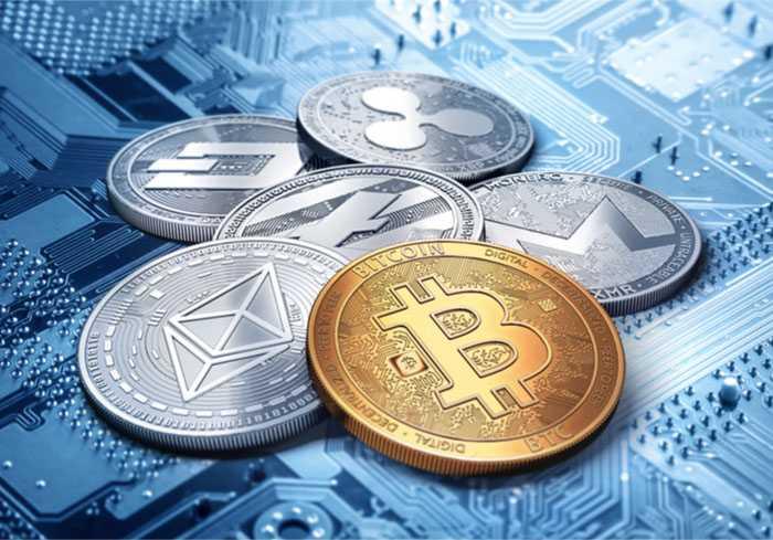 Виды криптовалюты