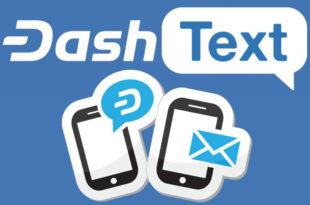 Dash Text: для криптовалюты достаточно простого телефона