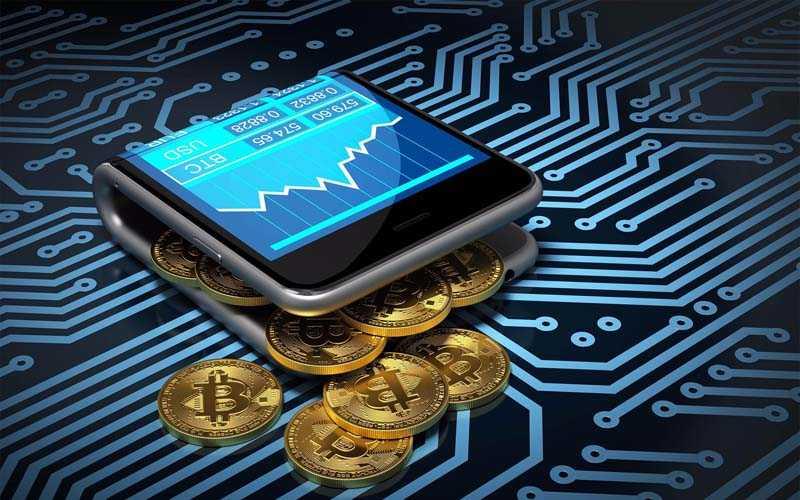 Вывод криптовалюты на блокчейн-кошелёк