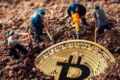 Майнинг в блокчейне