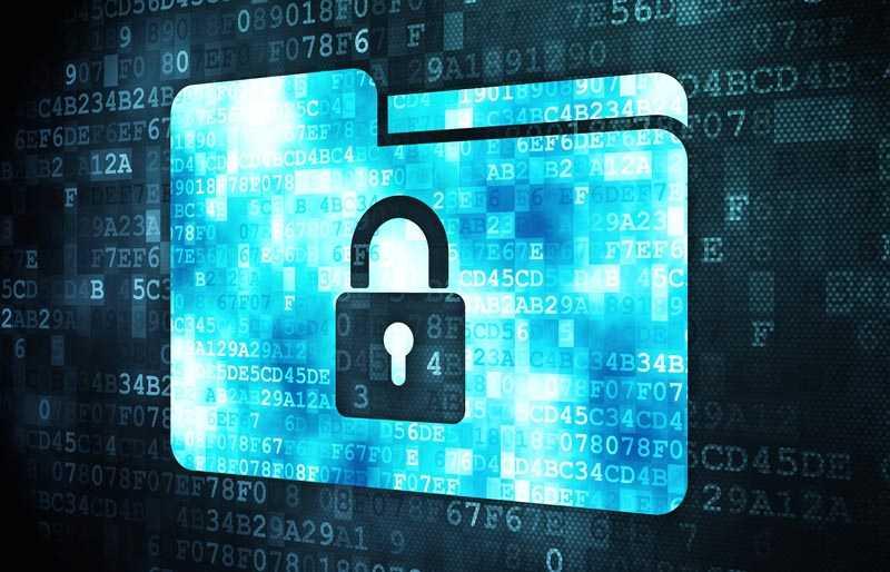 Об алгоритмах шифрования данных блокчейна