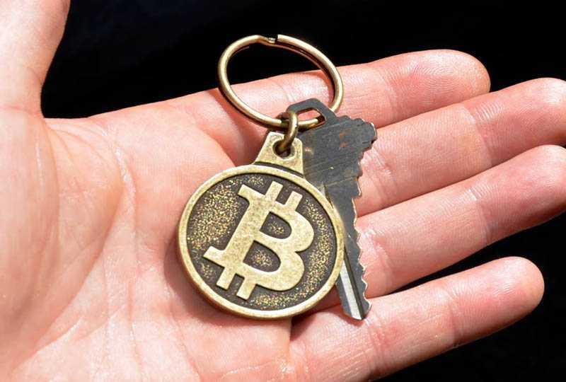 Ключи в шифровании блокчейна