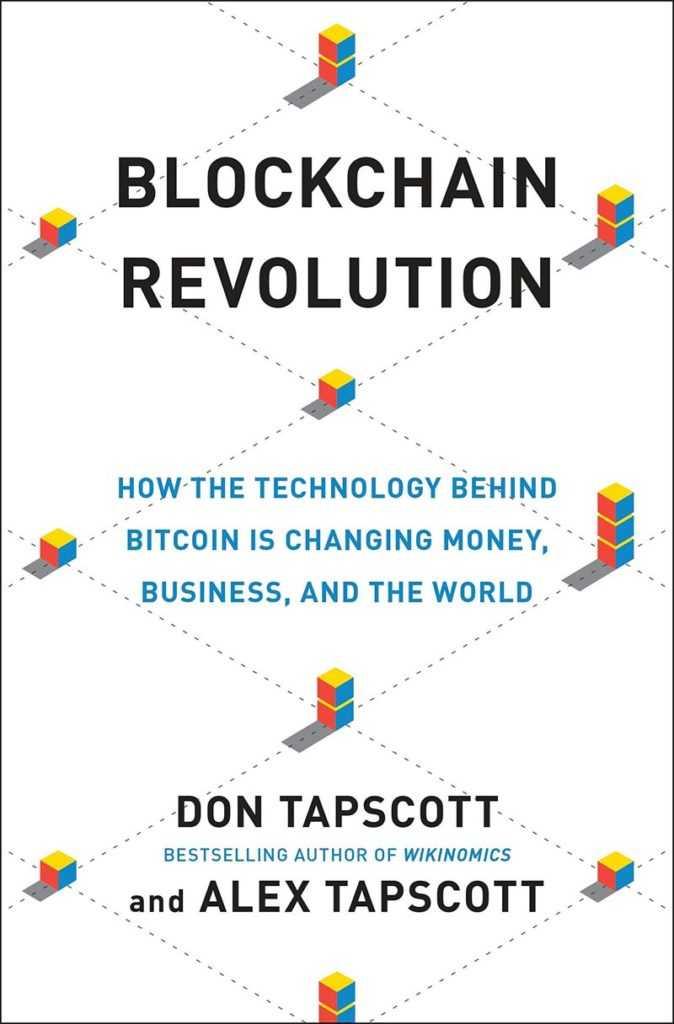 «Революция блокчейна» Дона и Алекса Тапскоттов