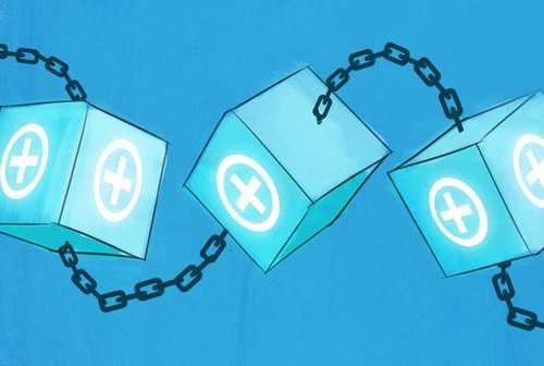 Изменение данных блокчейна