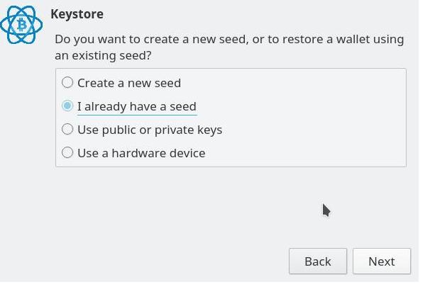 I already have a seed фото