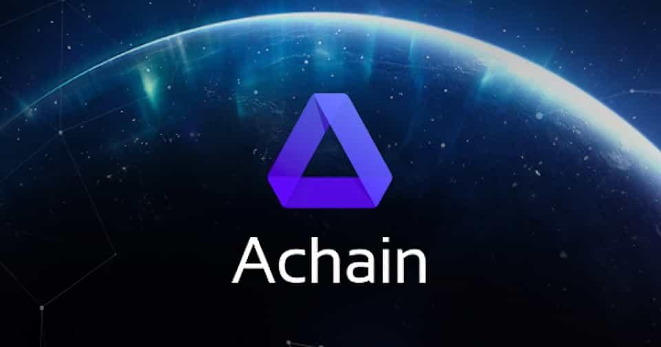 Криптовалюта Achain (ACT) – полный обзор