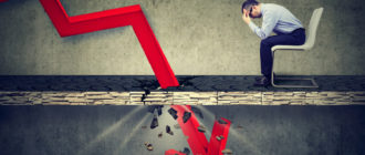 ETH и EOS обвалились до самых минимальных значений за последние 10 месяцев