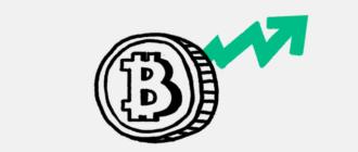 Bitcoin подорожал на 76% за последние три недели