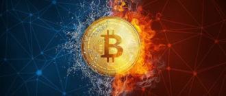 Ценовой анализ биткоина: После $10000 — откат?