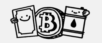 В I квартале биткоин подешевел на 13%. Фондовый рынок пострадал больше